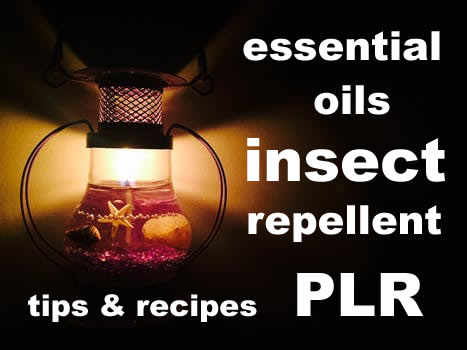 New Essential Oils Bug Repellent Plr Pre Written Blog Content For The Simple Living Natural Healing Green Living Audiences Wordfeeder